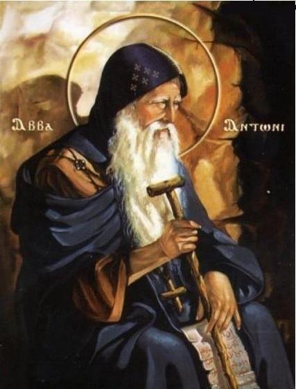 Αποτέλεσμα εικόνας για saint anthony the great